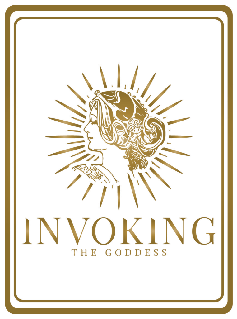 your 'divine feminine'.  Join the Goddess session.